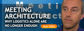 MEETING ARCHITECTURE: Why logistics alone are no longer enough