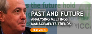 PAST AND FUTURE: Analysing meetings management trends