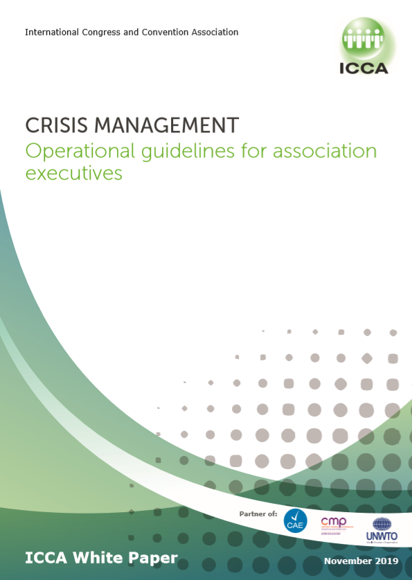 Crisis management for association meetings