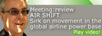 Play Video Meetings:review Air shift: Sirk on movement in the global airline power base
