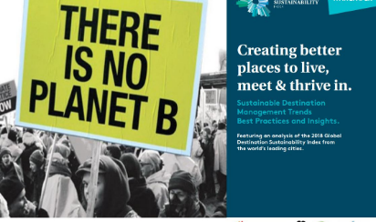 The Global Destination Sustainability Index's 2019 Whitepaper highlights trends and strategies undertaken by 47 leading cities to become regenerative hubs for economic, social and environmental development.