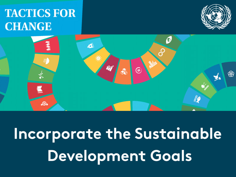 The creation of the United Nation's Sustainable Development Goals (SDGs) is arguably the most comprehensive and well-known attempt to steer the global community towards holistic resilience.