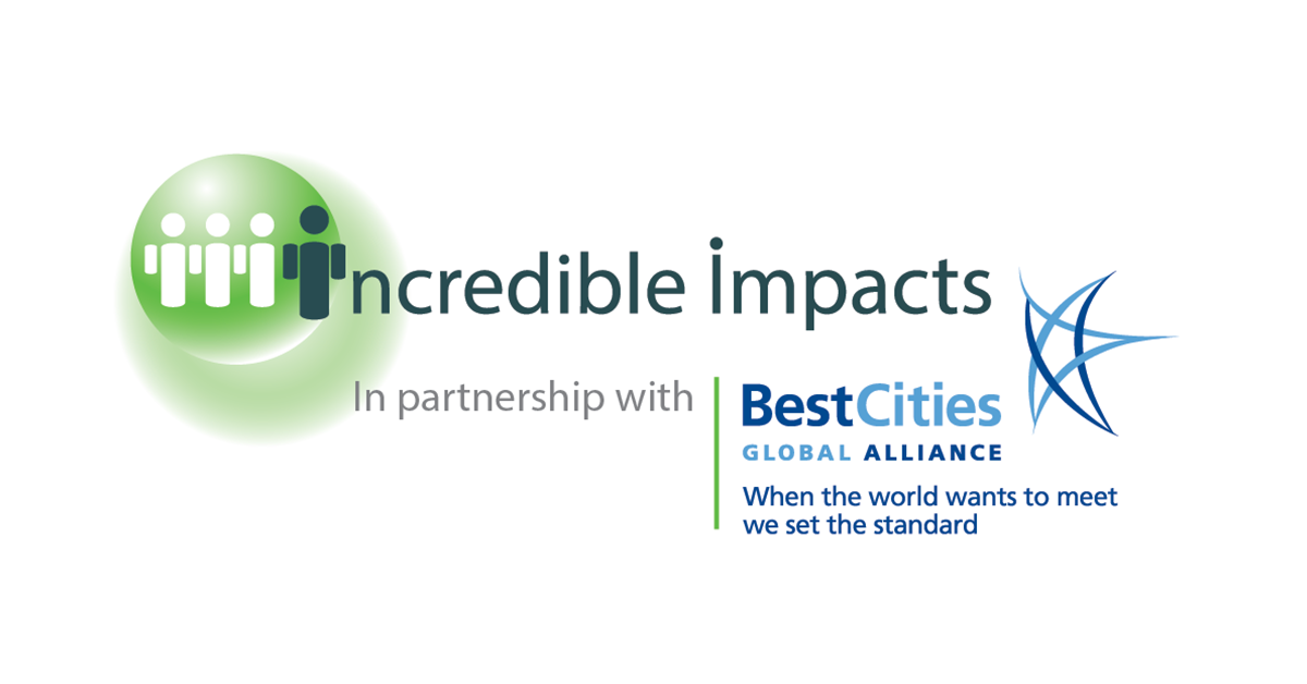 The final shortlist of 12 entries for the 2018 Incredible Impacts Programme have been announced by BestCities Global Alliance and the International Congress and Convention Association (ICCA).