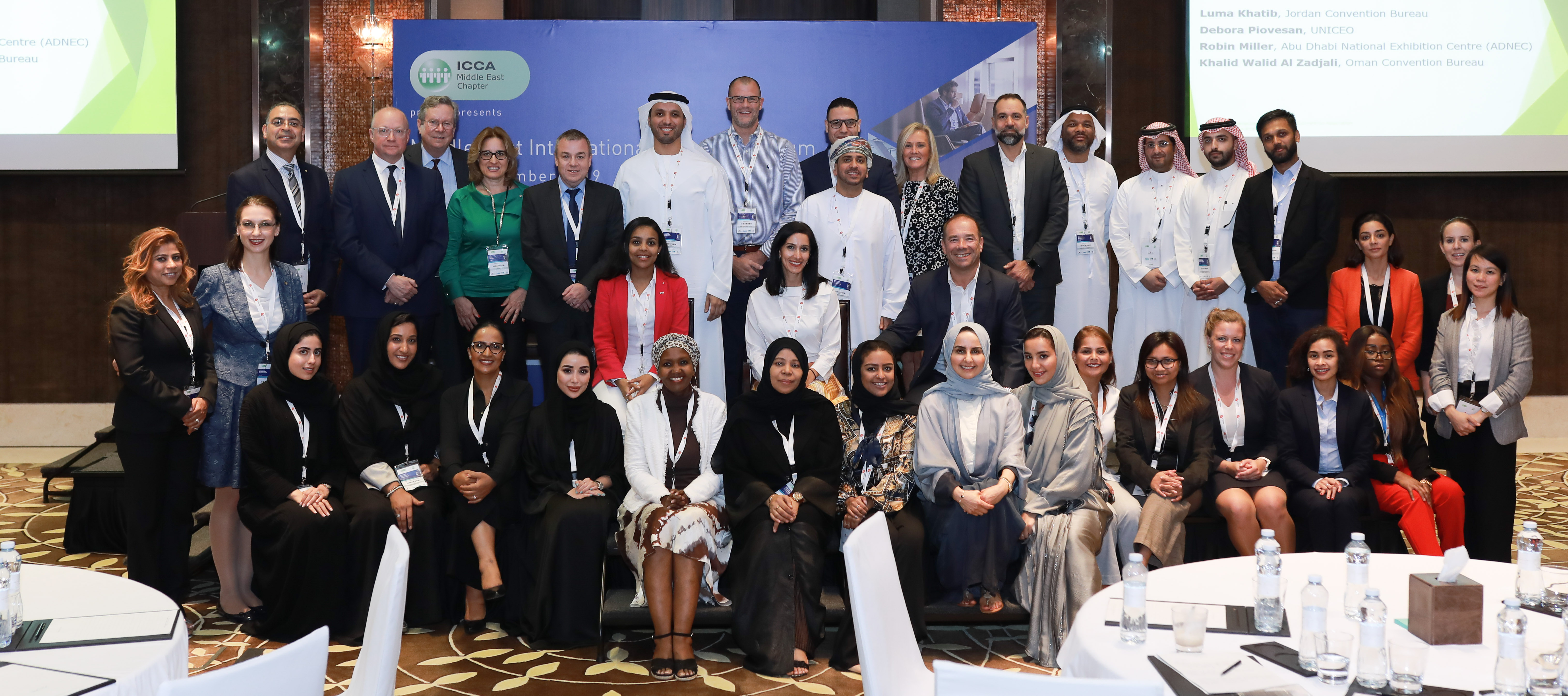 In collaboration with the International Congress and Convention Association (ICCA), the Abu Dhabi Convention Bureau hosted the fourth edition of the Middle East International Forum (MEIMF) from 18-19 September 2019.