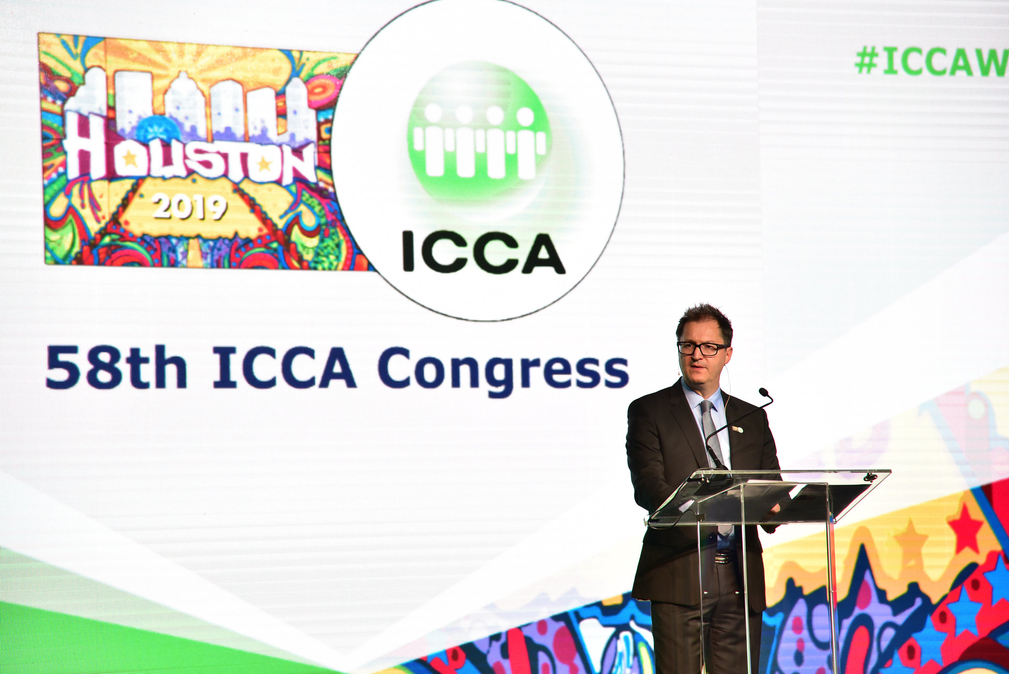 ICCA President James Rees gives his final quarterly presidential message of 2019.