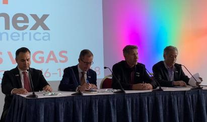 At IMEX America, BestCities Global Alliance partner-cities Dubai and Houston promised continuity between the record-breaking 2018 ICCA Congress, which will take place from 11-14 November 2018 in Dubai, and the 2019 ICCA Congress in Houston.