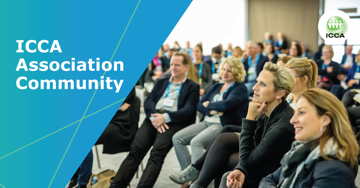 ICCA's Association Community shapes the future of the International Association Meetings industry