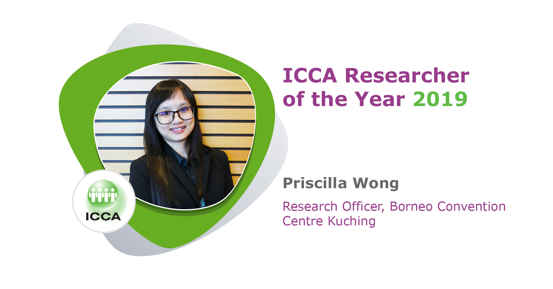 ICCA Researcher of the Year - Who made the most updates in 2019?
