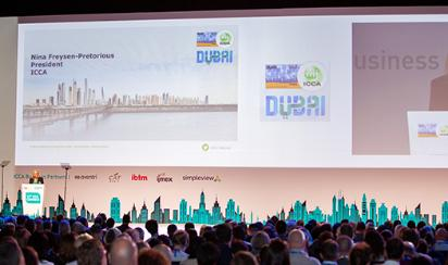 The 57th ICCA Congress, one of the most prestigious events in the international association meetings industry calendar, has just begun in Dubai, United Arab Emirates.