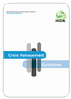 ICCA Crisis Management Guidelines publication