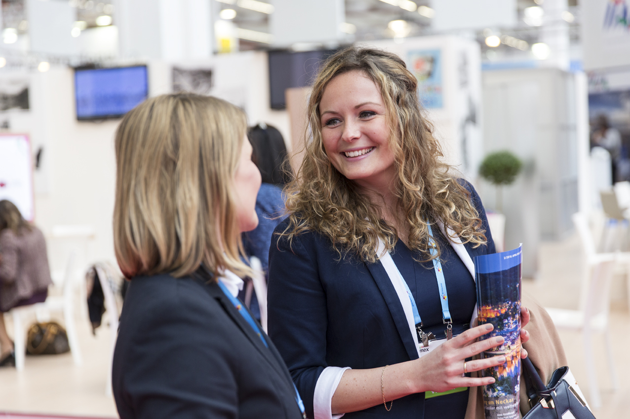 She Means Business, part of EduMonday at IMEX Frankfurt 2018