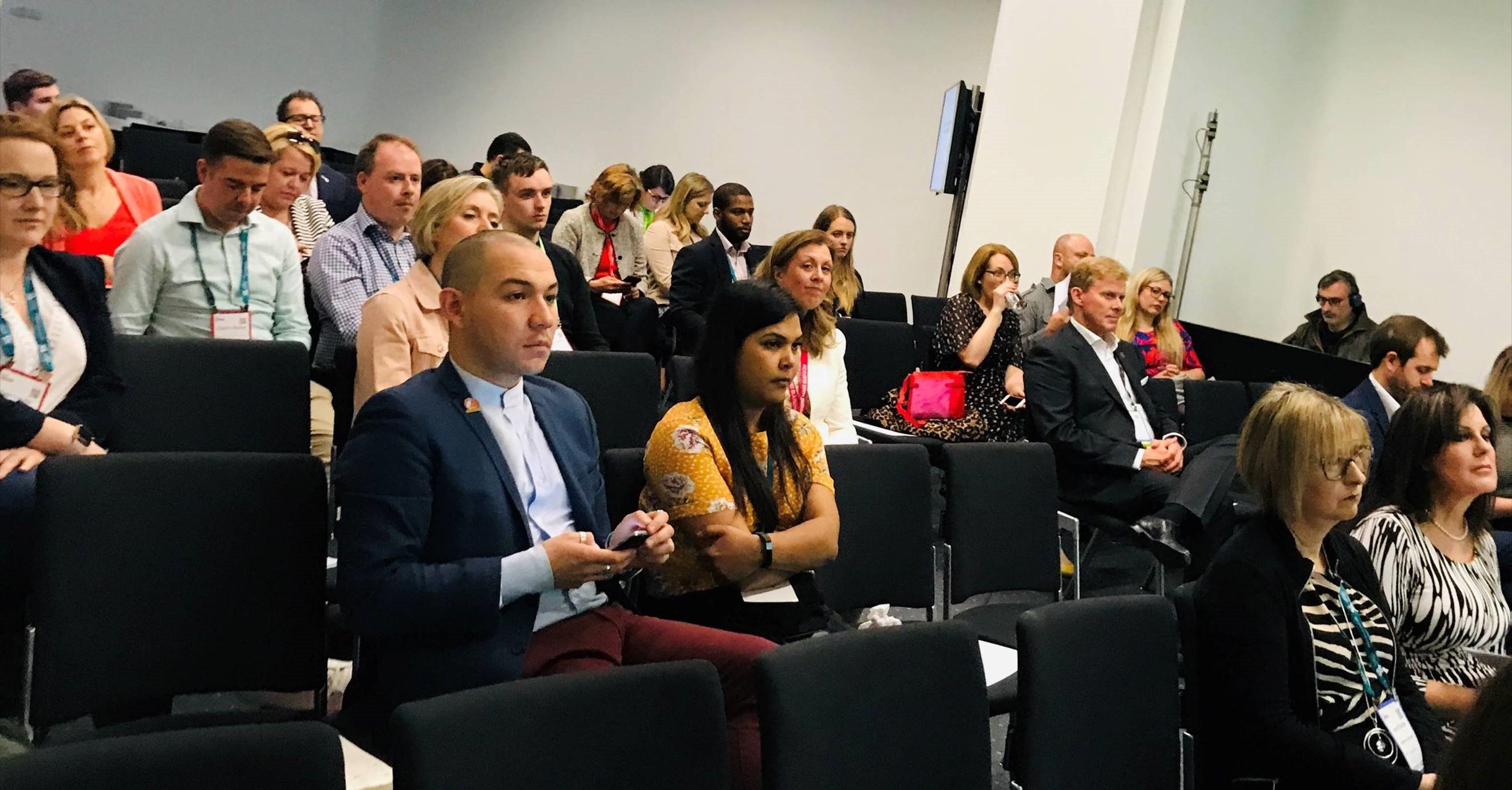Venue and destination members of the ICCA UK & Ireland Chapter voiced positive attitudes and commitment to the challenges of Brexit and ongoing political uncertainty in the UK during the annual half year ICCA chapter meeting at IMEX Frankfurt.